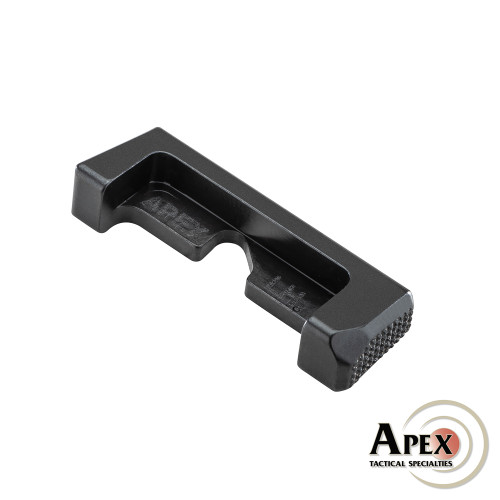 Apex Tactical Competition Mag Release for CZ P10c - Left Handed