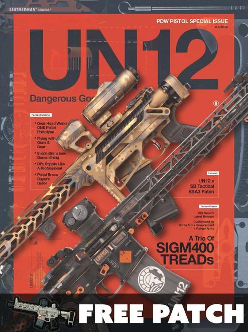 UN12 Magazine - Issue 4