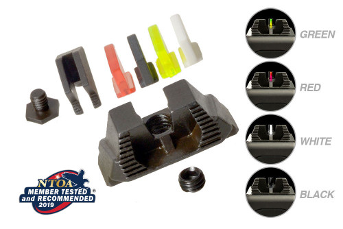 Strike Industries Modular Blade Sights For GLOCK
