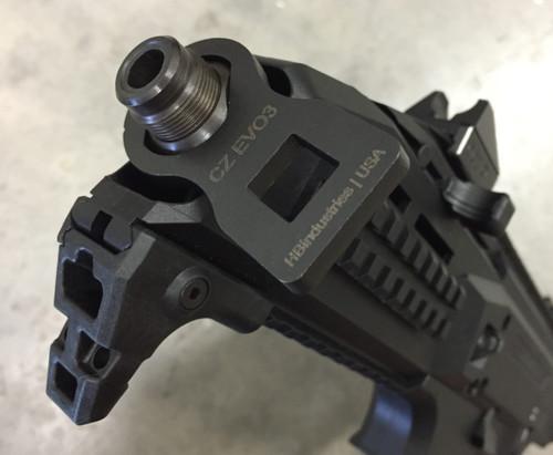 HB Industries CZ Scorpion Pistol Barrel Nut Tool