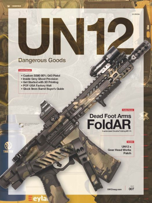 UN12 Magazine - Issue 7