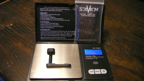 V Seven Ultra Light AR15 Mag Catch / Release