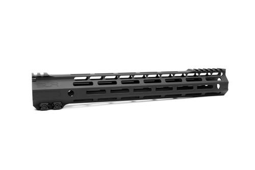 "SLR Rifleworks AR15 13.7"" Ion Ultra Lite Hand Guard - MLOK"