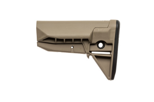 BCM GUNFIGHTER Mod 0 SOPMOD Stock - Flat Dark Earth