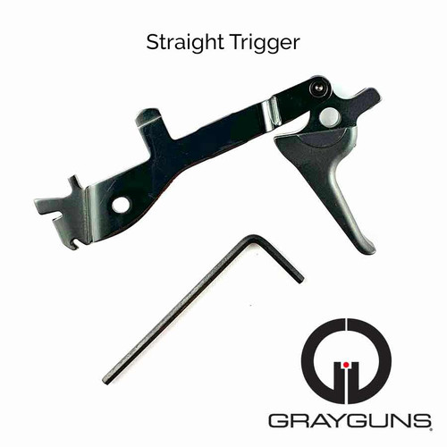Grayguns SIG P-Series ELS (Enhanced Leverage System) Straight Trigger - Non-DAK