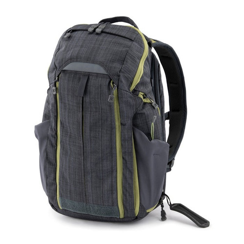 Vertx Gamut 2.0 Backpack (Heather Black / Mustard Grass)