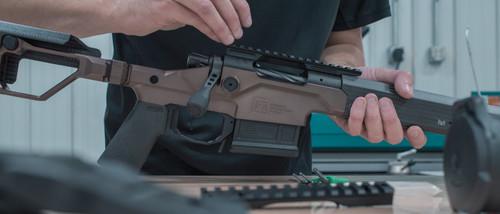 Precision Armament Remington 700 Tennalum 7068 Scope Rail