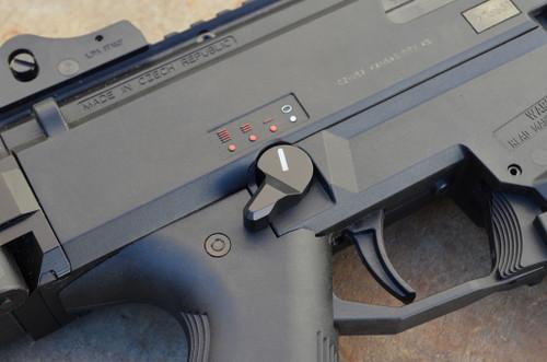 HB Industries CZ Scorpion EVO3 Thumb Safety Selectors - Pair