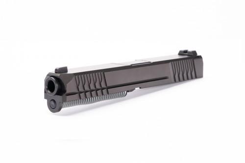 Polymer80  G17 Gen3 9mm Complete Slide - Black Nitride w/ Barrel