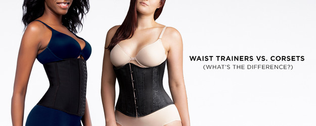 7bb483aa054 Waist training 101: Waist Trainers vs. Corsets (What's the ...