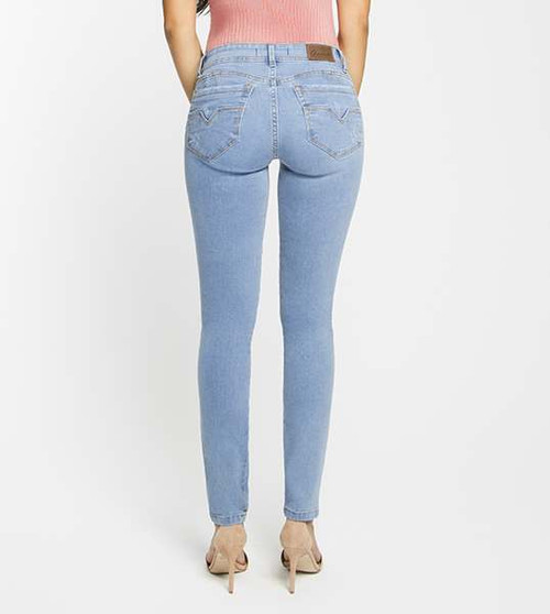04559b7ad New Curves Butt-Lifting Jeans by Ava Cultura