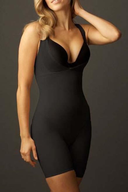 5ac9da1e7ed72 Stephanie Firm Control Convertible Bodysuit by DuMi 600