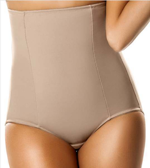 c11205cd63 High-Waisted Panty Shaper with Booty Lift by Leonisa 022239