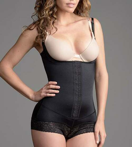 4f60eeffbd627 Mia Corselette Body Shaper by Vedette 136