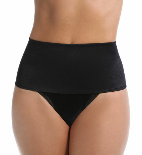 Rago High Waist Brief Girdle With Zipper 6101