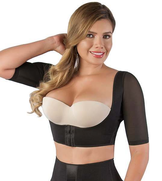 435f2c146 Arm Compression Slimming Vest by Vedette 3133 - Hourglass Angel