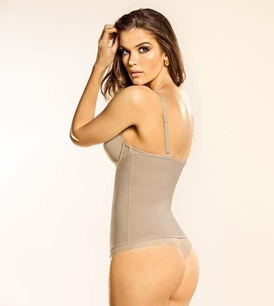 17745b5f1d Nude · Slimming Waist Cincher Shaper by Leonisa 018624