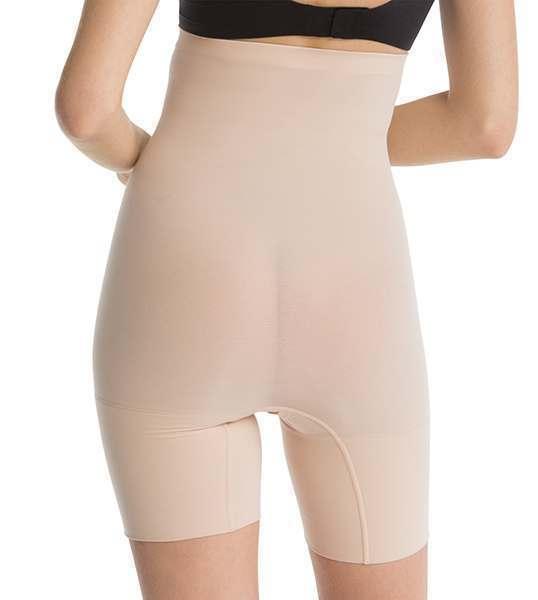 46a7cec2c0 High Waist Spandex Shorts by Spanx 2745