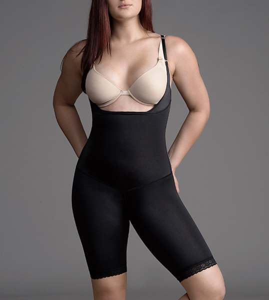 dc86a4f5b3e Braless Full Body Shaper by Vedette