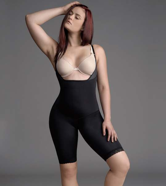 06baaa7b137 Best Body Shaper by Vedette 104. Black. Black