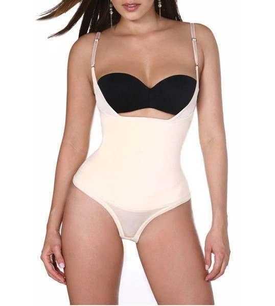 4a2bab708 Thong Shapewear by Vedette 111