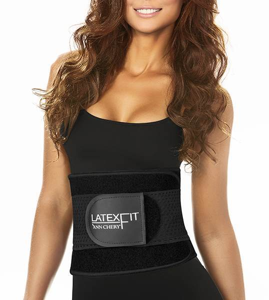 75a1b1a4f50 Waist Trimmer Workout Belt - Hourglass Angel