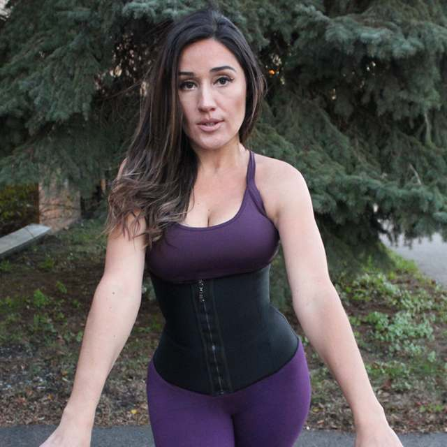 b34b9ab98b50a bethehourglass=true|user=hourglassangel|message=Moms who go hard will find.  Zipper Latex Waist Trainer by Hourglass Angel HA104