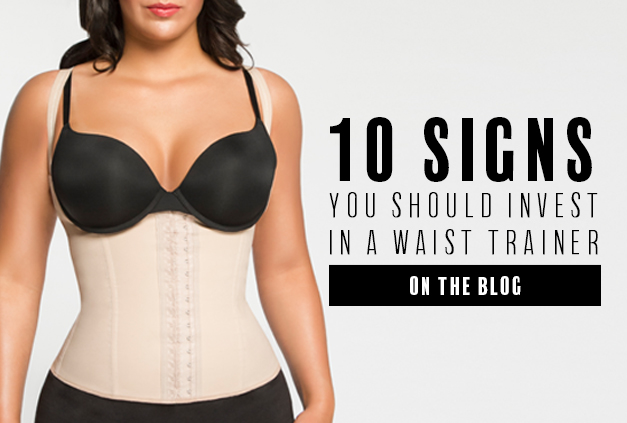 acd3bafd37 10 Signs You Should Invest in a Waist Trainer - Hourglass Angel