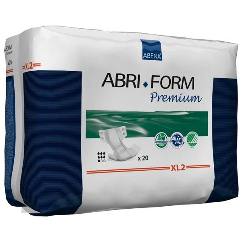 Abri-Form Premium XL2, Briefs (all-in-one diaper), Extra Large