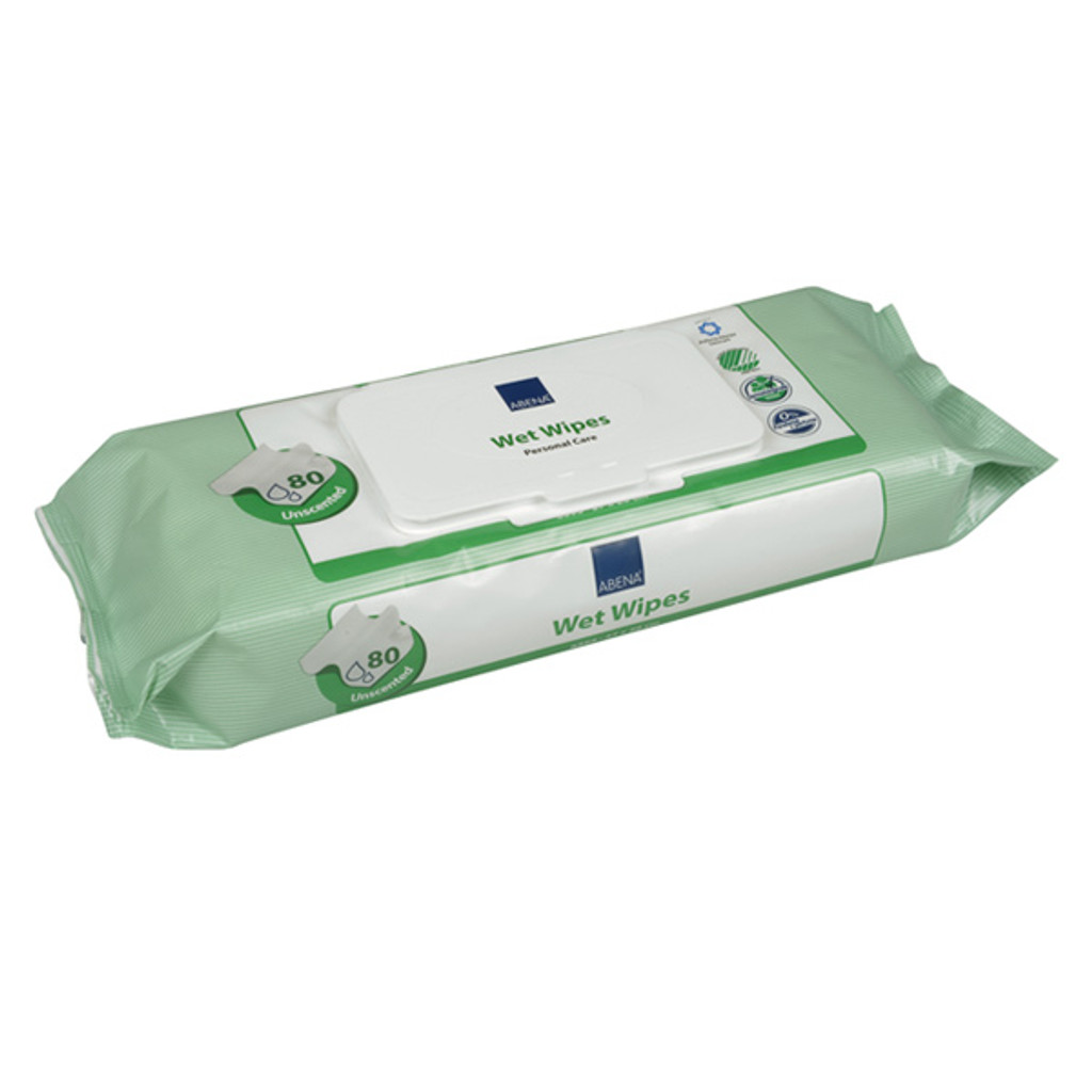 Wet Wipes, X-Large, Soft Pack