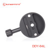 Sunwayfoto DDY-64iL Discal Clamp 64mm With Long Handle