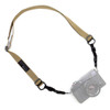 DSPTCH Camera Sling Strap - Standard width, adjustable with quick release. Coyote colour