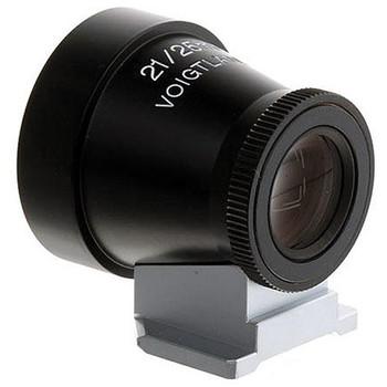 Voigtlander Viewfinder - 21/25mm Metal (Black)