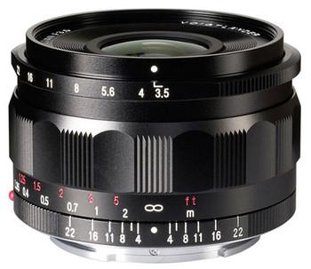 Voigtlander 21mm f/3.5 Color-Skopar Aspherical Lens - Sony E Mount