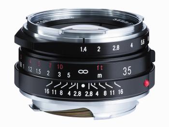 Voigtlander Nokton Classic 35mm f/1.4 Version II MC - Leica M Mount