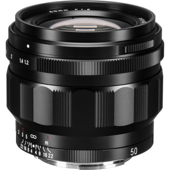 Voigtlander 50mm f/1.2 Nokton Aspherical - Sony E Mount