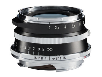 Voigtlander Ultron 35mm f/2 Aspherical Lens VM - Leica M Mount