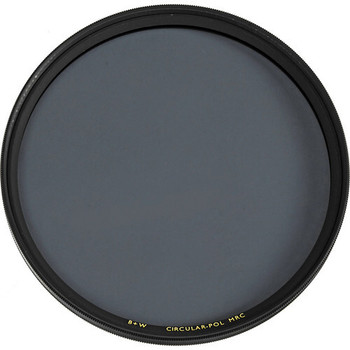 B+W 58mm Circular Polariser MRC Filter