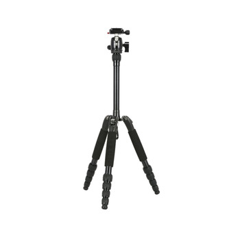 Sirui T-005SK Aluminum Tripod with B-00K Ball Head (New Improved Model)