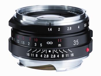 Voigtlander Nokton Classic 35mm f/1.4 II SC - Leica M Mount