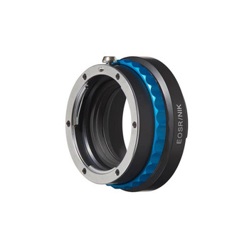 Novoflex EOSR/NIK Lens Adapter for Nikon Lenses to Canon EOS-R Mount Cameras