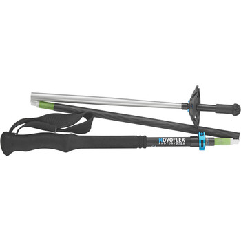 Novoflex QuadroLeg III Folding Carbon Walking Stick