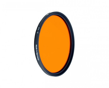 52mm Heliopan Orange 22 SH-PMC Slim Filter