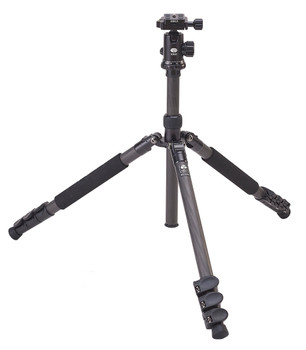 Sirui ET-1204 Carbon Fibre Tripod with E-10 Ball Head