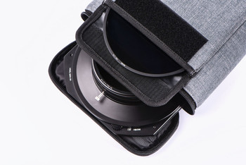 NiSi S5 Kit 150mm Filter Holder with Enhanced Landscape NC CPL for Sigma 14-24mm f/2.8 DG Art Series