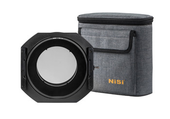 NiSi S5 Kit 150mm Filter Holder with Enhanced Landscape NC CPL for Sigma 14mm F1.8 DG
