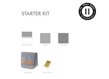 NiSi Filters 150mm System Starter Kit Second Generation II
