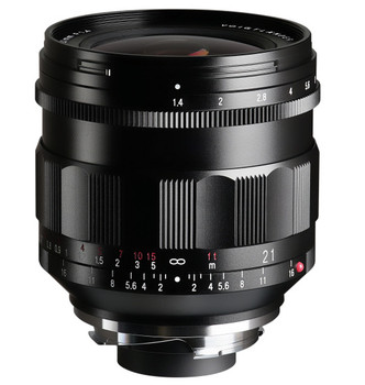 Voigtländer Nokton 21mm f/1.4 Aspherical lens - M Mount