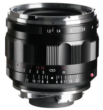 Voigtlander Nokton 35mm f/1.2 III lens (M Mount)