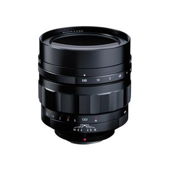 Voigtlander 60mm f0.95 Nokton MFT Lens